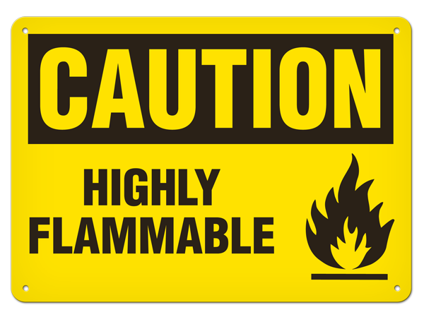 Highly Flammable Household Objects Paragon Certified Restoration